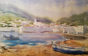 Cadaques Fishing Village