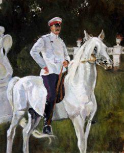 Феликс Юсупов (В.Серов, копия)