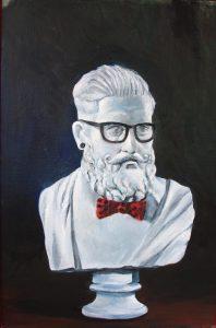 El hipster
