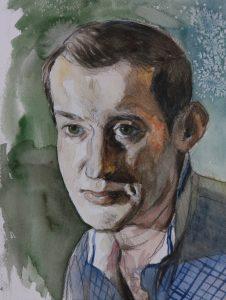 Портрет К.Хабенского
